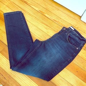 Lauren Conrad Dark Wash Skinny Jeans